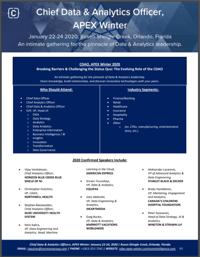 CDAO APEX Winter - Agenda Cover