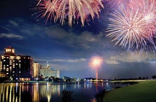 Orlando Fireworks