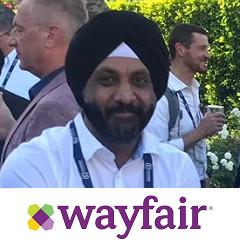 Sunpreet Singh - Wayfair