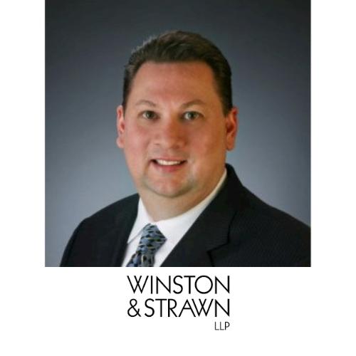 Winston & Strawn. Peter Geovanes